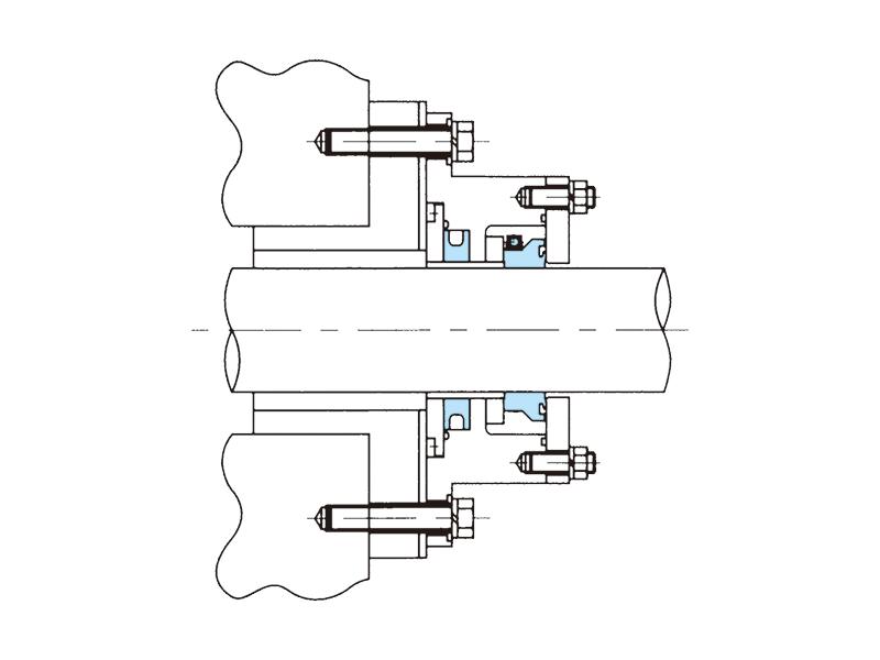 船尾管用シール(スターンキーパー)の画像